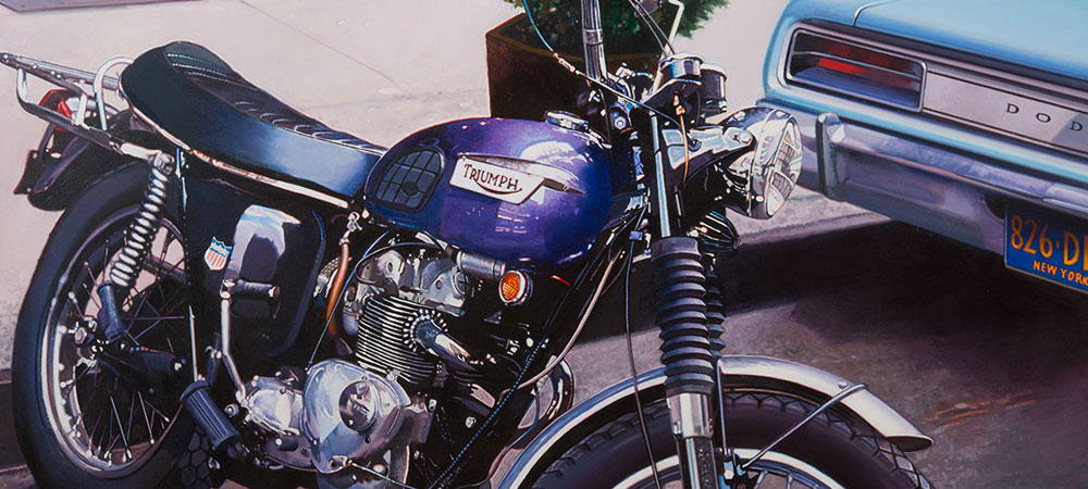 Thompson Street Triumph - Tom Blackwell