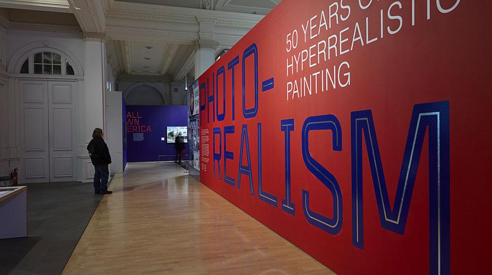 Photorealism - Birmingham Museum