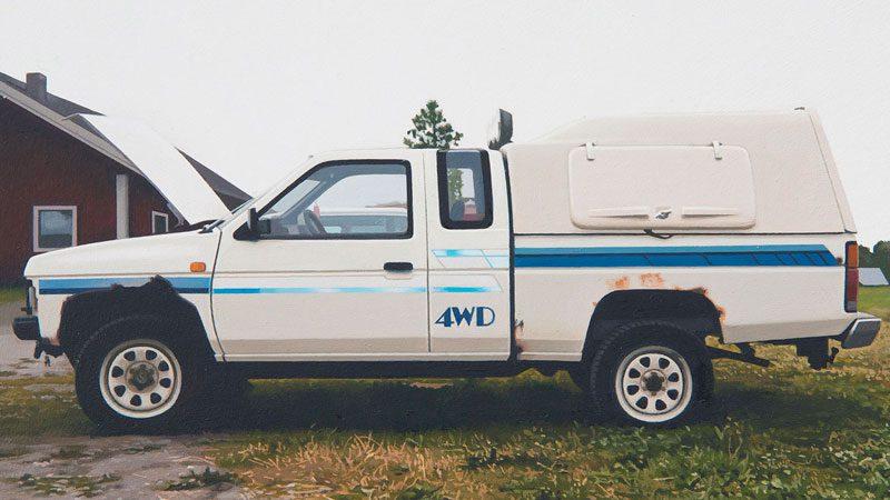 4WD - Mike Bayne