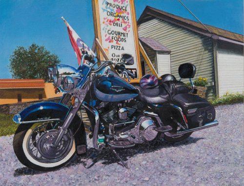 Market Baskey Harley