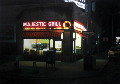 Majestic Grill #2