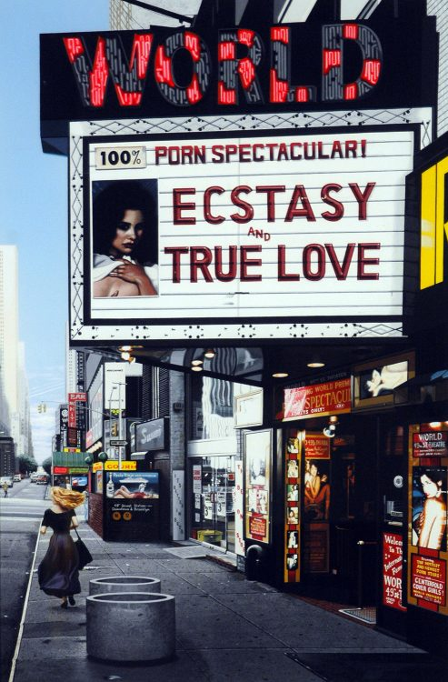 Ecstasy and True Love