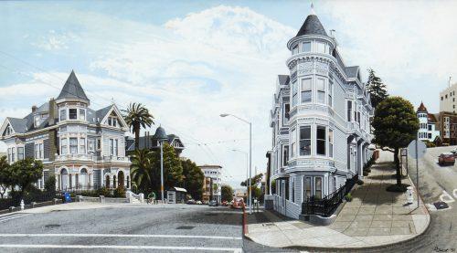 Victorians, Haight Street