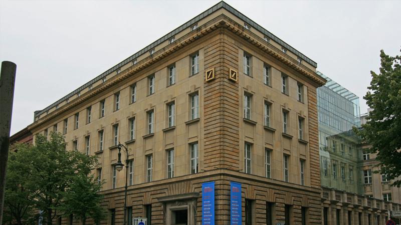 Deutsche Guggenheim Berlin-Exterior