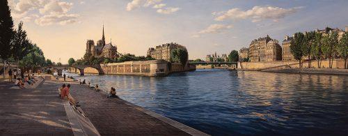 Paris, Seine