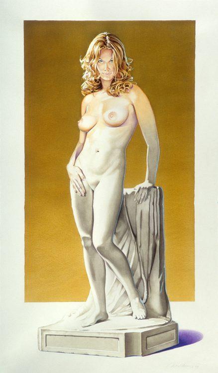 The Transfiguration of Galatea #4