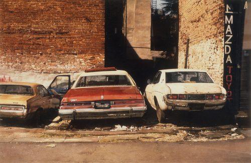 Side Street Parking