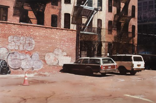 SoHo Parking Lot