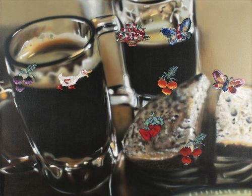 Appliqués and Two Porters
