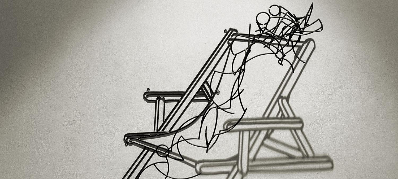 Beach Chair - Larry Kagan