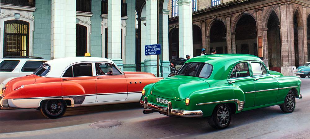 Ave del Puerto Havana